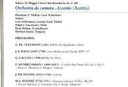 Konzertreise/Limone-Gardasee