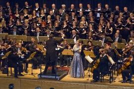 Chor-Orchesterkonzert (Bilder: Schindler)